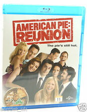 American Pie Reunion Blu-ray Region B NEW SEALED