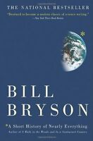 A Short History Of Nearly Everything By Bill Bryson, (paperback), Broadway Books on sale
