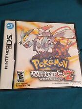 Pokemon: White Version 2 (Nintendo DS, 2012) Brand New! Sealed! US Version