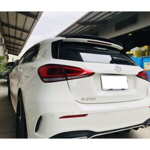 Stock-284-PDL-Rear-Trunk-Spoiler-Wing-For-18-19-Benz-A-class-W177-Hatchback