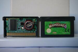 Wario-land-4-Game-Boy-nintendo-gameboy-advance-gba-warioland-cartridge-PAL-2001