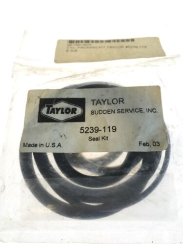 Details about  /TAYLOR 5239-119 SEAL KIT G59 NEW IN FACTORY SEALED BAG FAST SHIPPING,