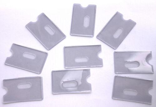 Ausweishüllen Schutzhüllen EXTRA STABIL Kartenhüllen 185 EC-Kartenhüllen 20 Stk