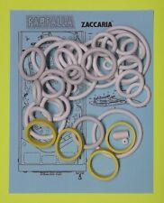 1983 Zaccaria Farfalla pinball rubber ring kit