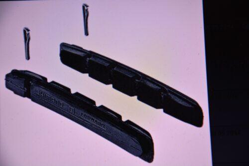 Shimano BRAKE RUBBERS m70r2 Original Shimano for V-Brake XT and many others