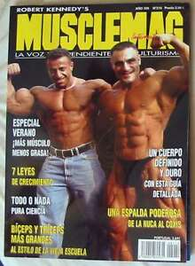 MUSCLEMAG-EDICIoN-ESPANOLA-N-214-ANO-XIX-ED-OLYMPUS-SPORT-NUTRICION-VER