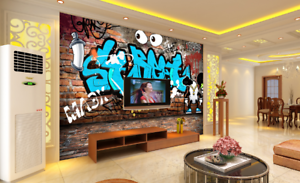 3D Anime color 446 Wallpaper Murals Wall Print Wallpaper Mural AJ WALL AU Lemon