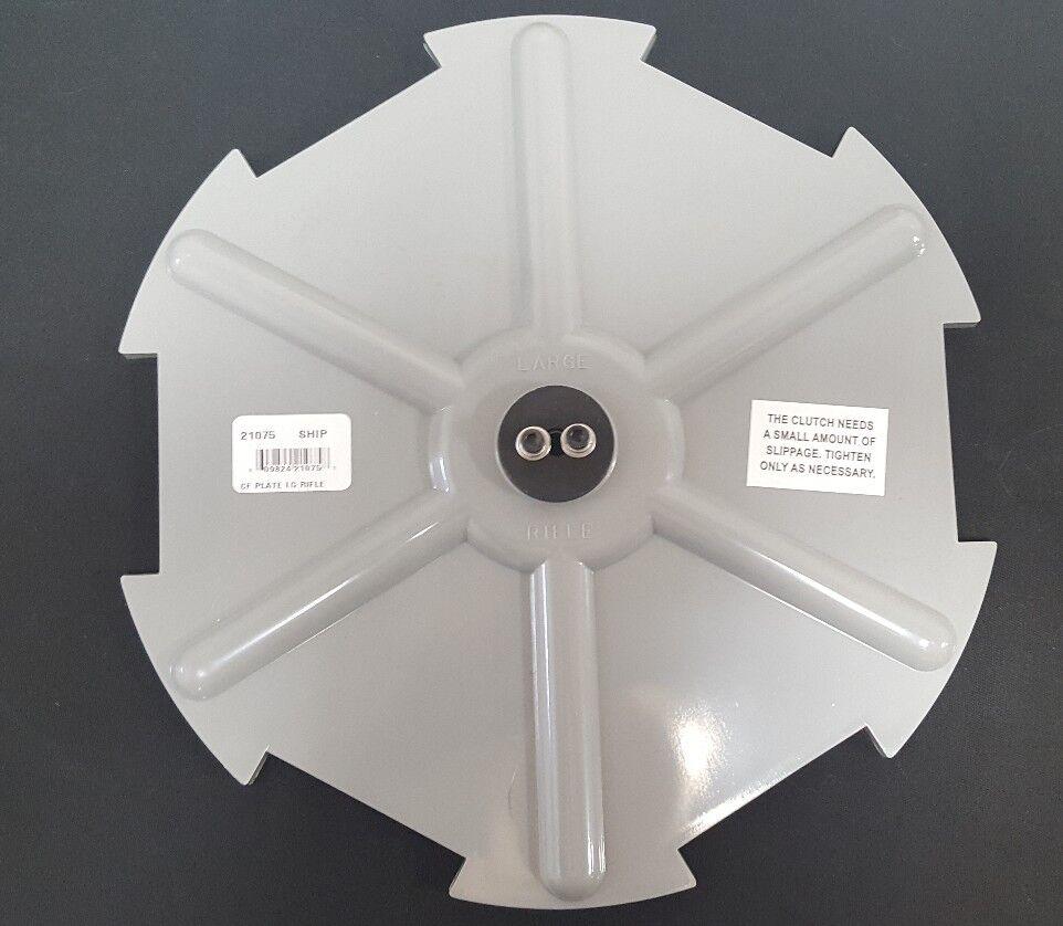 DILLON LARGE RIFLE CASEFEED PLATE (DP21075) NIB