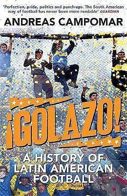 !Golazo!: A History of Latin American Football-ExLibrary