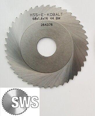 1 BAIER HSS Metallkreissägeblatt 250x2,0x32 Sägeblatt Sägeblätter Kreissäge Säge