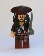LEGO® Pirates of the Caribbean™ Jack Sparrow w/ Tricorne Hat - 4195