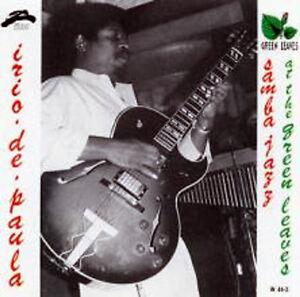 IRIO-DE-PAULA-CD-JAZZ-SAMBA-AT-THE-GREEN-LEAVES-Out-of-Print-1990