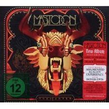 "MASTODON ""THE HUNTER (DELUXE EDITION)"" CD + DVD NEU"