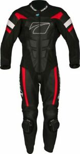 Spada-Curve-Evo-1-One-Piece-Leather-Motorcycle-Racing-Suit-Black-Red-track