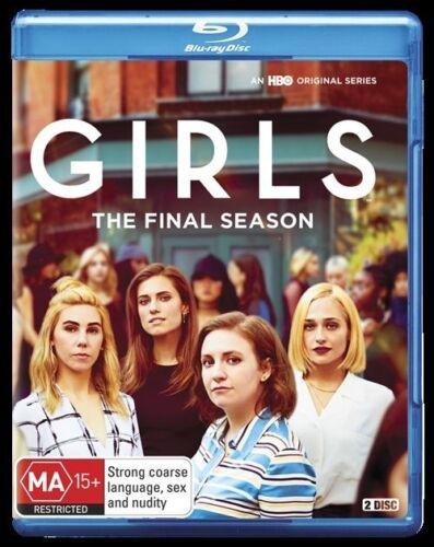 1 of 1 - Girls : Season 6 (Blu-ray, 2-Disc Set) NEW