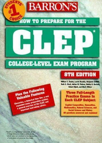 How to Prepare for the CLEP, College-
