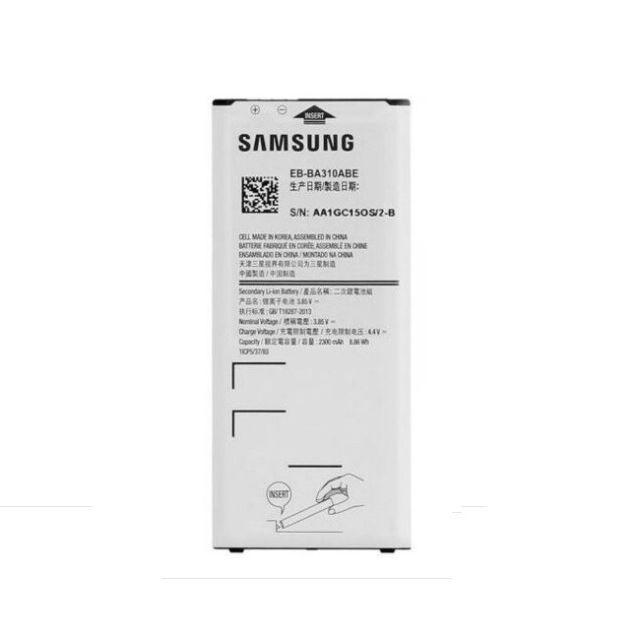 Samsung Akku für Samsung Galaxy A3 2016 A310F EB-BA310ABE 2300mAh Accu