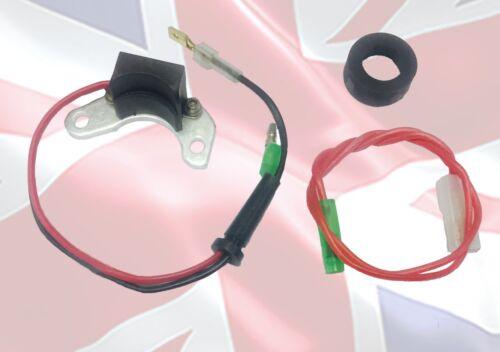Classic Mini 850,1000,1100.1275 Kit Accensione Elettronica Per Distributore 45d