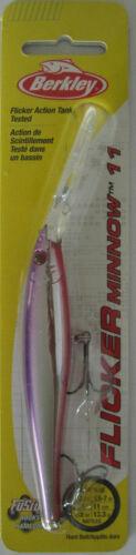 "Berkley FLICKER MINNOW Purple Flash Size 11-1//2 oz - 4-1//4/"""