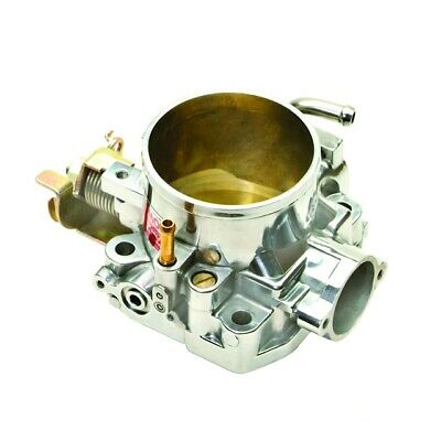 Polished 69211 Professional Products 70Mm Power Throttle Body 1994-95 Mustang