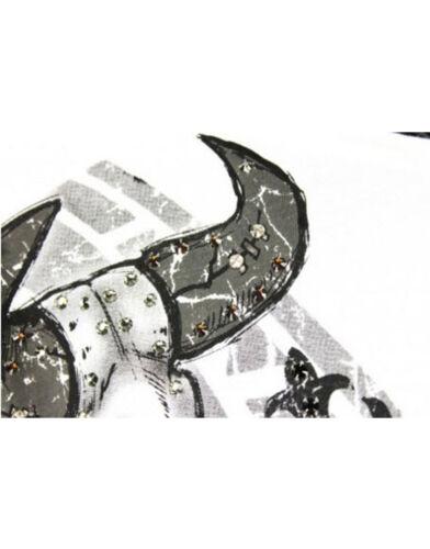 Uomo V scollo di Platinum Konquest shirt con T face kqts051 double a IwWRvnTpq