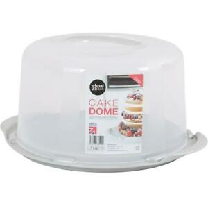 Deep-Plastic-Cake-Box-Carrier-Storage-Container-with-Handle-Locking-Lid-Round