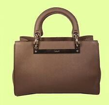 DKNY BRYANT PARK Leather MD Shopper Bag Msrp $345 *PAY ONLY 25% OF RETAIL PRICE*