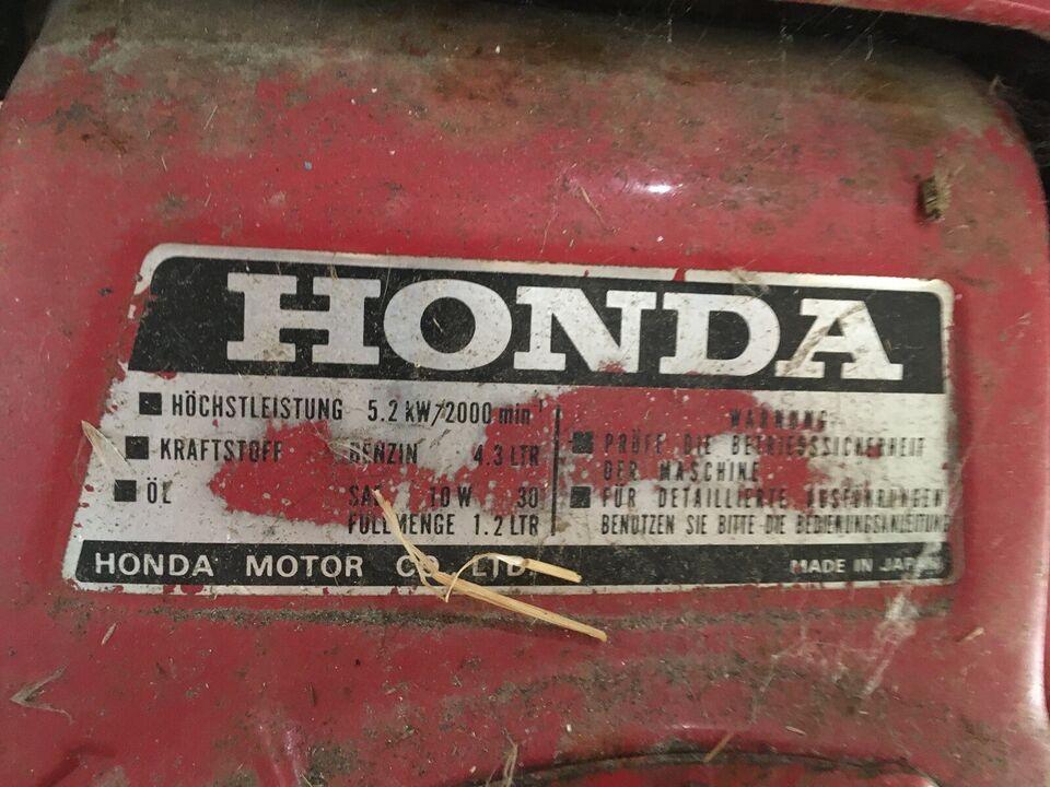 Havetraktor, Honda F800