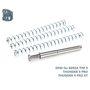 DPM Systems Recoil Reduction Spring Rod for CZ P-10 F 9mm
