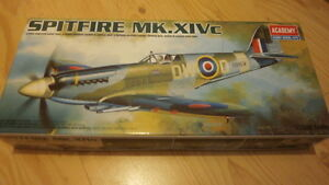 Academy 2130  Spitfire  Mk XIVc  172 scale - Larne, United Kingdom - Academy 2130  Spitfire  Mk XIVc  172 scale - Larne, United Kingdom