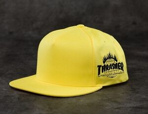 45 HUF X Thrasher Hat TDS HUF Tour De Stoops Hat Cap BRAND NEW WITH ... 1f2ea06cd066