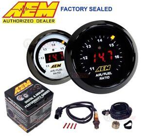 Nouveau-veritable-AEM-UEGO-WideBand-AFR-numerique-controleur-W-4-9-capteur-LSU-30-4110