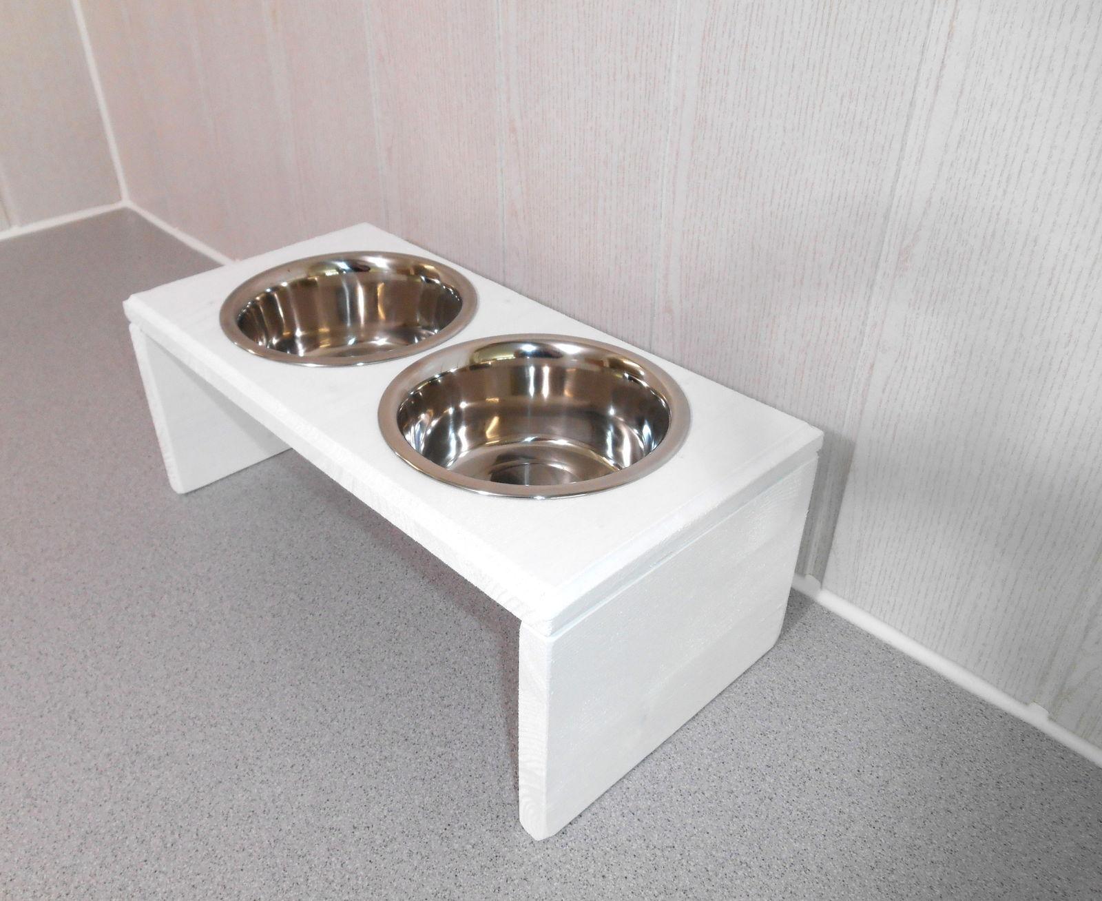 Buche   Hundenapf   weiß, Jede Farbe  Futterstation, Näpfe, Napfhalter (952)  | Jeder beschriebene Artikel ist verfügbar