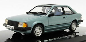 Vitesse-1-43-escala-24832R-1981-Ford-Escort-MK3-GL-Azul-Artico