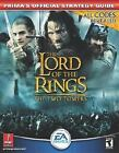 Prima's Official Strategy Guides: Lord of the Rings : The Two Towers by Prima Temp Authors Staff and Dan Egger (2002, Paperback)