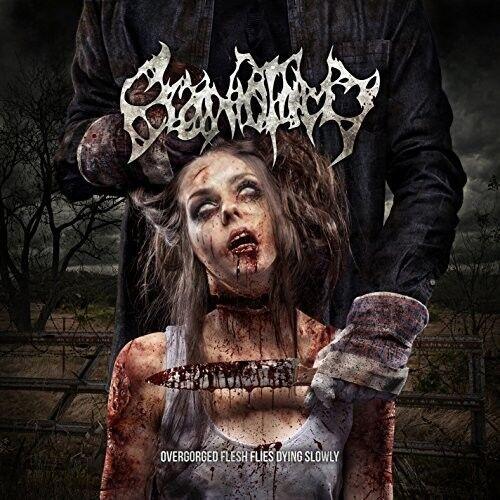 Craniotomy - Overgorged Flesh Flies Dying Slowly [New CD]