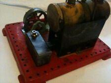 steam engine burner for mamod steady engines