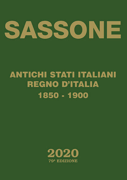 2020 Catalogo Sassone Asi E Regno Fino Al 1900 Grand Assortiment