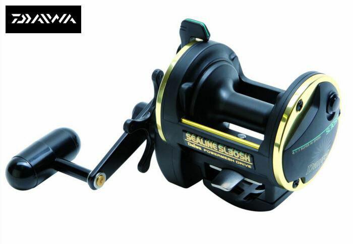 Daiwa Sealine SLOSH SL30SH liguero serie Multiplicador Reel De Pesca-SL30SH