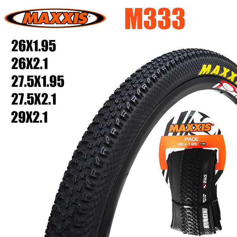 MAXXIS 60TPI MTB Bike Tyre 26 27.5 291.95 2.1 Folded Flimsy Bicycle Wheel Tires