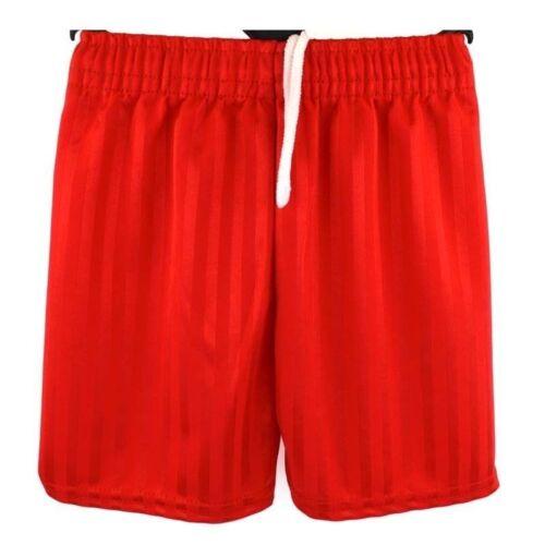 Garçons filles enfants sports scolaires shadow stripe pe shorts kids football taille