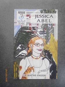 JESSICA ABEL - Le Quattro Stagioni - SCHIZZO presenta n° 5 - 1997