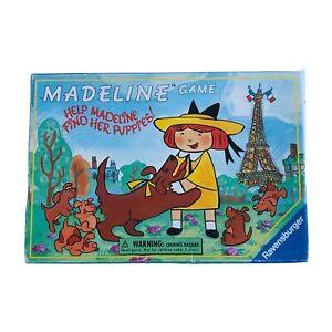 Ravensburger Madeline Game Help Madeline Find Her Puppies Vintage 1992 Ebay