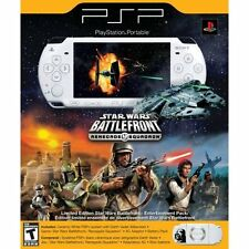PlayStation PSP 2000 Limited Edition Star Wars Battlefront Renegade Squadron 8Z