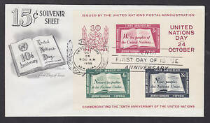 UN-Sc-38-FDC-1955-10th-Anniversary-Sheet-with-Artmaster-cachet-unaddressed-VF