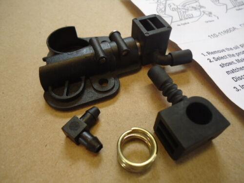 Oil Pump Kit For Poulan 1950 1975 2050 2055 2075 2150 2155 2175 2375 530071259