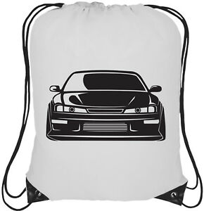Rucksack Bag Mercedes Benz Logo 13L Drawstring Tote Backpack