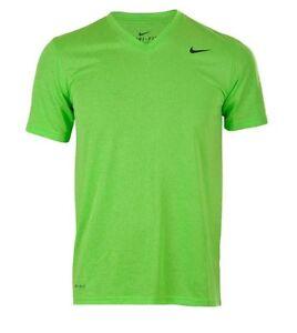 de6ebe24 Nike Legend 2.0 V-Neck Men's Dri-fit Training Top (S) 718839 313 | eBay