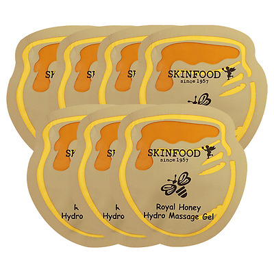 [SKIN FOOD] Royal Honey Hydro Massage Gel Sample 3 PACK Korea cosmetic