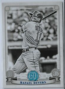 2019-Gypsy-Queen-Rafael-Devers-Black-and-white-parallel-Boston-Red-Sox-50